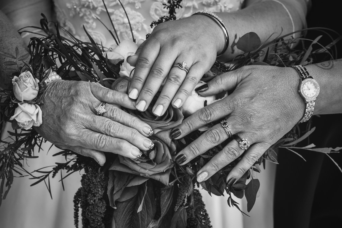 generation wedding photo